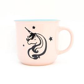 La Licornerie Unicorn Stars Pink Cup