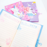 La Licornerie Personal Diary with lock
