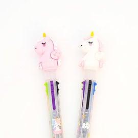 6 colors pen
