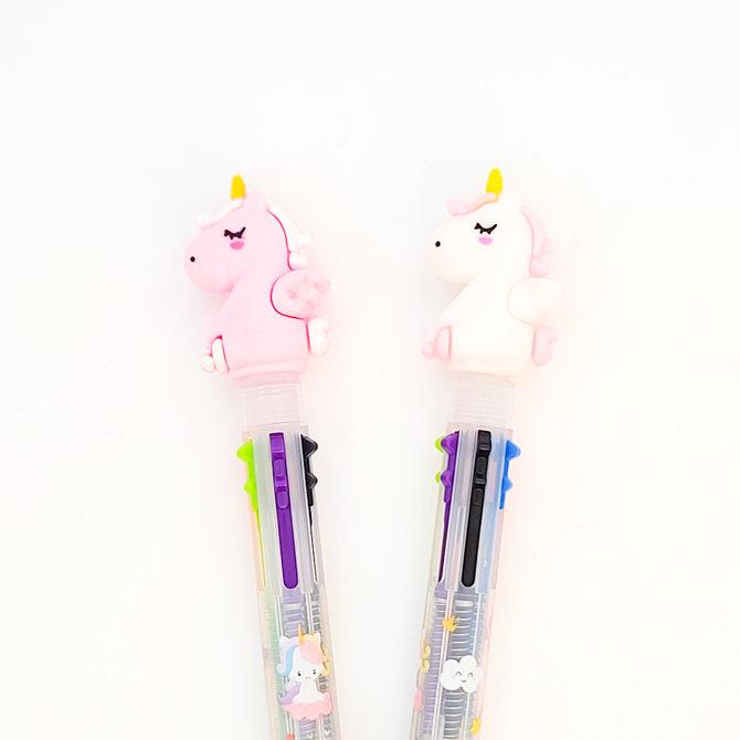 La Licornerie 6 colors pen
