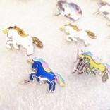 La Licornerie Six options de bagues d'humeur licornes!