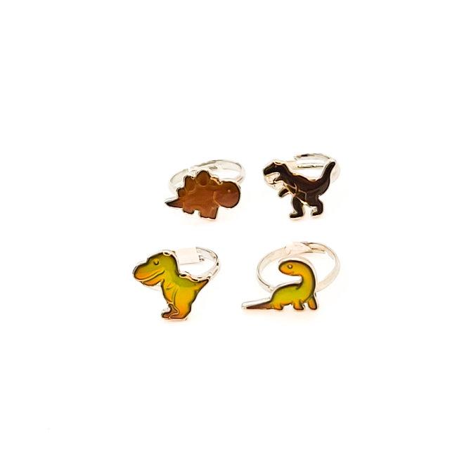 La Licornerie Bague humeur Dino