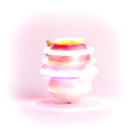 Light Up Spinning-Top