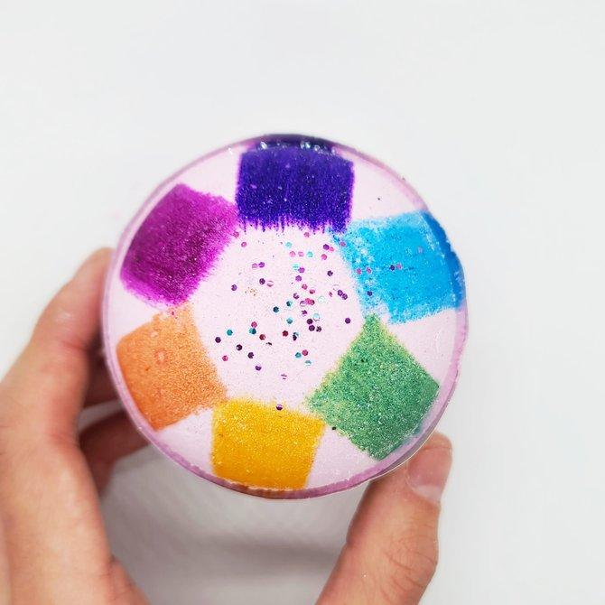 La Licornerie ♥♥ Bombe de bain fabriquée à la main avec une surprise