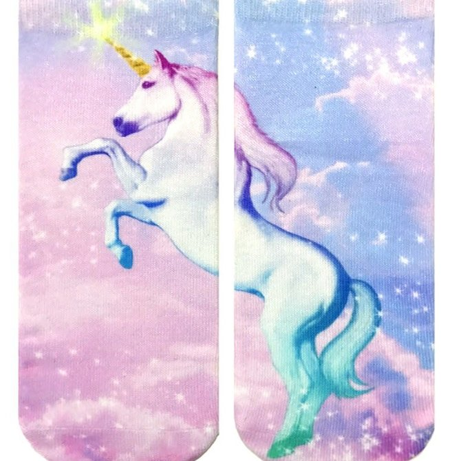 La Licornerie Unicornesque Ankle Socks