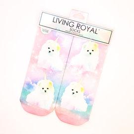 La Licornerie Unicornesque Ankle Socks Glow in the Dark