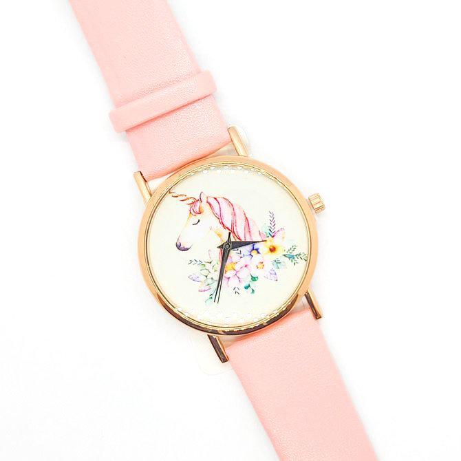 La Licornerie Flowery Unicorn Watch