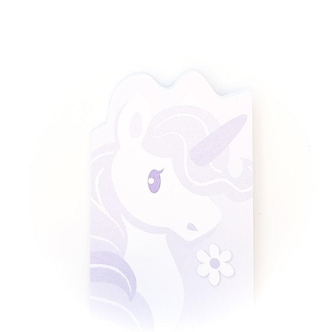 La Licornerie Petit calepin licornesque et fleuri