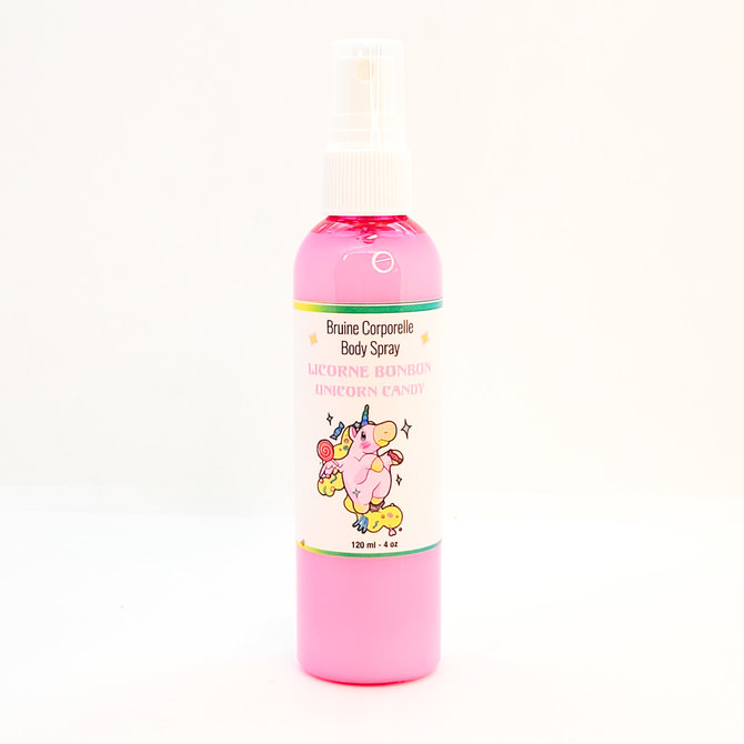 La Licornerie ♥♥ Handcrafted Body and Ambiant Spray