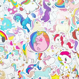 Unicorn Stickers Pack