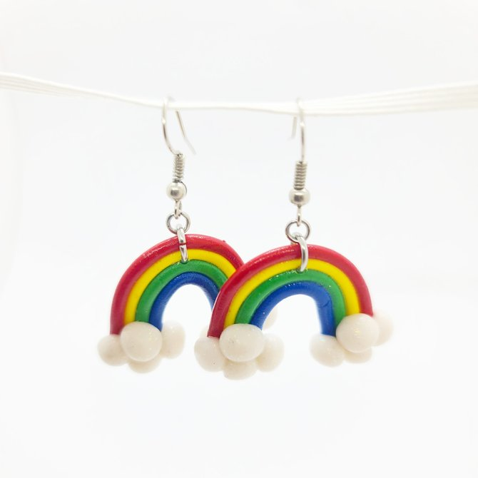 ♥♥ Pair of Delicious Earrings Handmade with Love