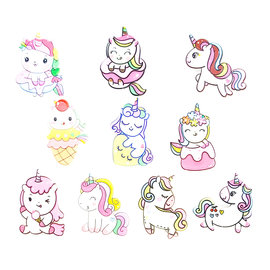 La Licornerie Unicorn Hair Clip Ten Options