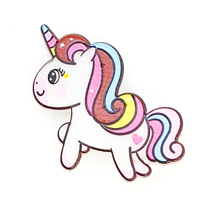 Unicorn Hair Clip Ten Options