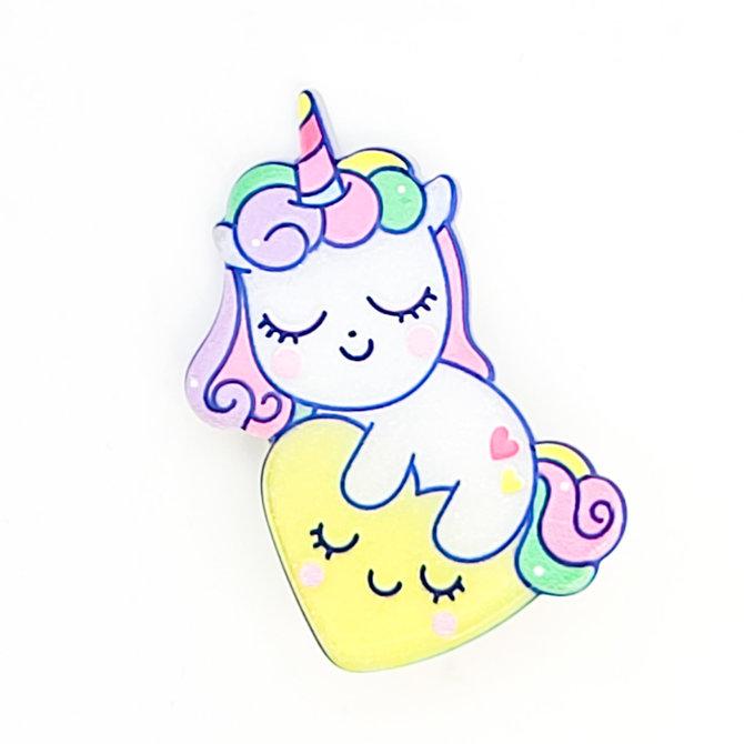 La Licornerie Unicorn Hair Clip Ten Options