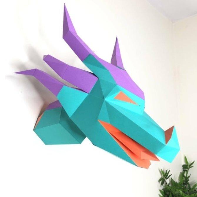 ♥♥ Decorative Origami DIY