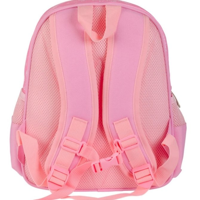 Small pink unicorn backpack
