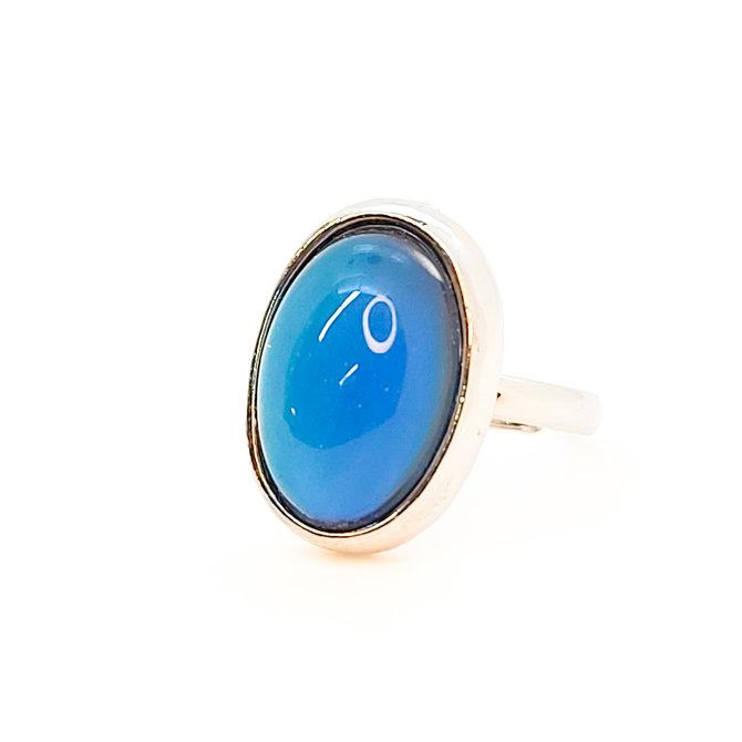 La Licornerie Oval Mood Ring
