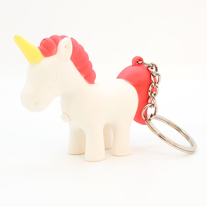 La Licornerie Light up Unicorn Keychain