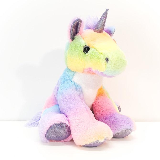 La Licornerie Rainbow Sorbet Unicorn Plush