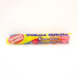 Paquet de 6 gommes Dubble Bubble