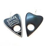 Paire de boucles d'oreilles Ouija