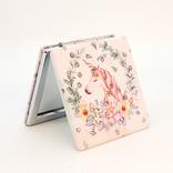Glitters and Unicorns  Pocket Mirror