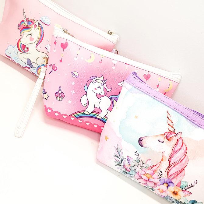 Unicorn Leather Case