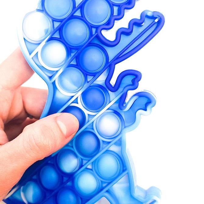 Fidget anti-stress bulles Licorne ou Dinosaure