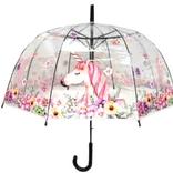 La Licornerie Flower and unicorn umbrella