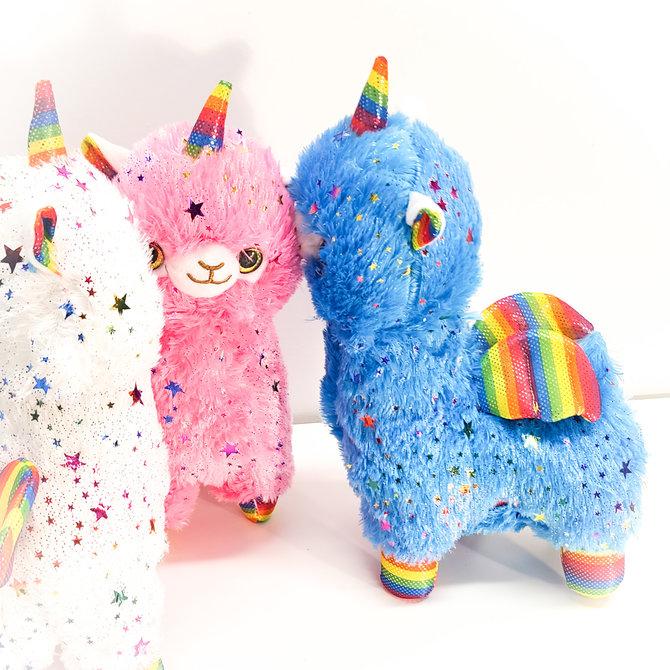 Lama-Unicorn Plush