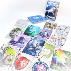 Anne Strokes Unicorn Playing Card Deck