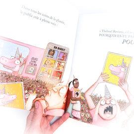 ♥♥ Livre Thelma la Licorne : Le retour