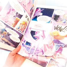 ♥♥ Bande Dessinée Céleste la Licorne : Rallumons les étoiles