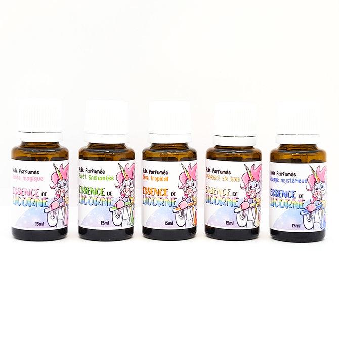 La Licornerie ♥♥ Huiles parfumées Essences de Licornes