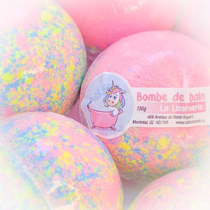 La Licornerie ♥♥ Bombe de bain 130g