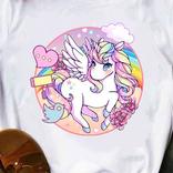 La Licornerie Kawaii Unicorn t-shirt