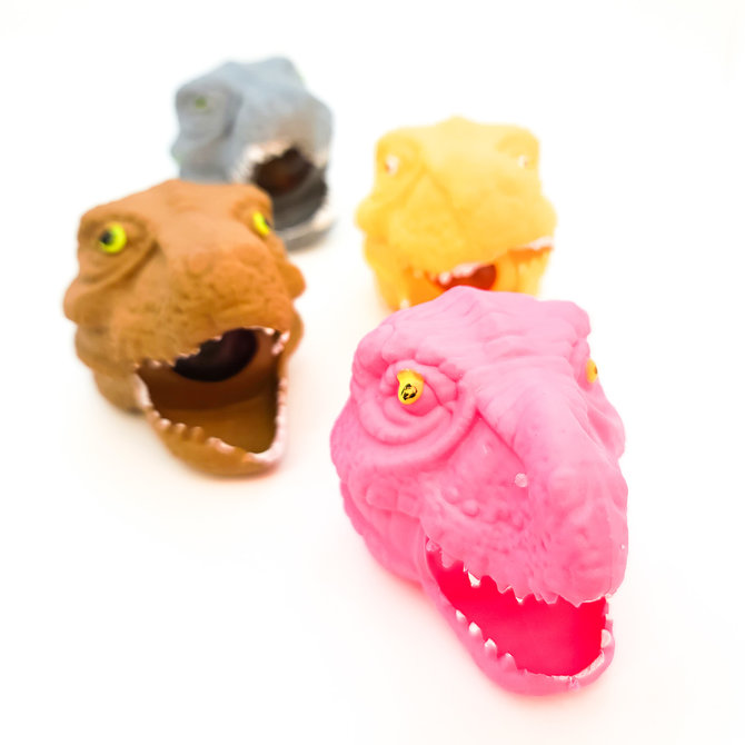 La Licornerie Tête de Dino anti-stress