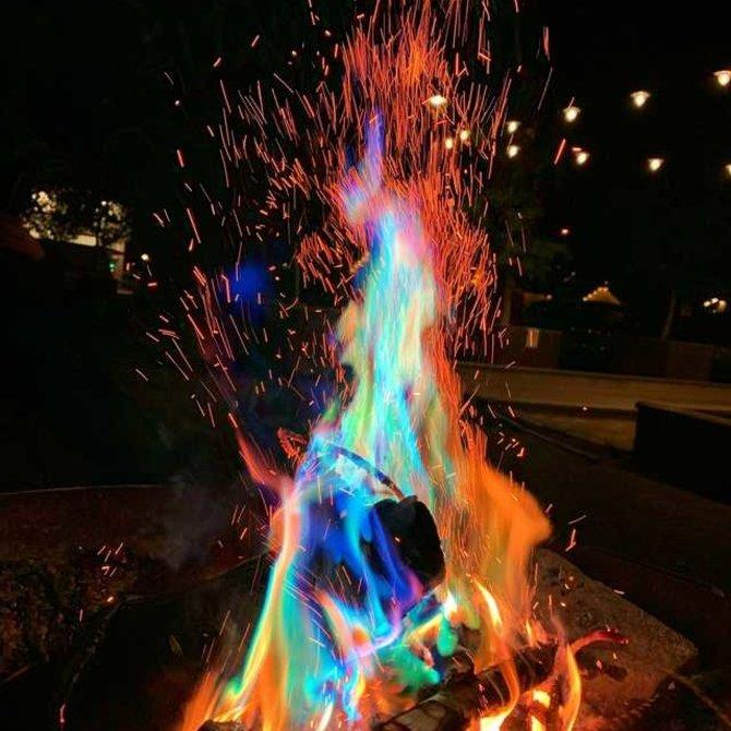 La Licornerie Colorant à feu Mystique