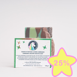La Licornerie ♥♥ Hand Made Unicorn Soap