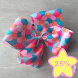 La Licornerie ♥♥ Grande boucle licorne 18cm