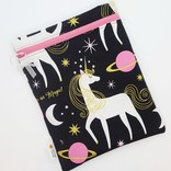 La Licornerie ♥♥ Grand sac à collation fabriqué à la main