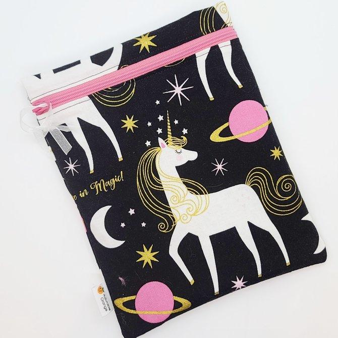 La Licornerie ♥♥ Large handmade snack bag