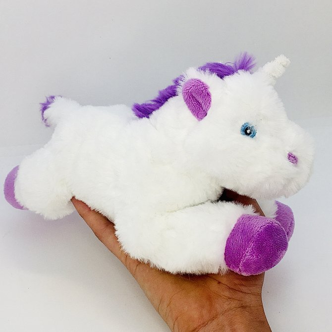 La Licornerie Plush made of 100% recycled material and the softest