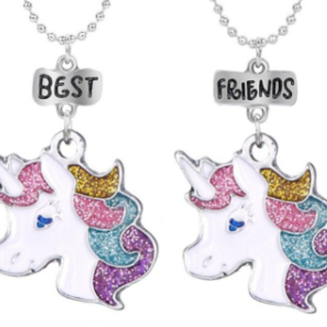 La Licornerie Set of 2 Best Friends necklaces