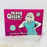 Album à colorier DragQueens