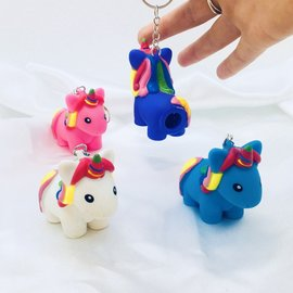 La Licornerie Popping unicorn keychain