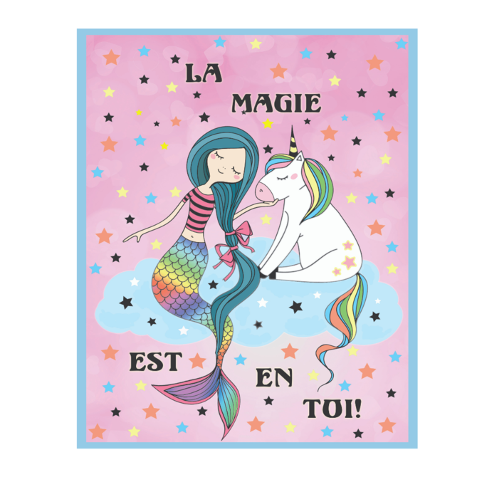 La Licornerie Licornes et Dragons game/frame