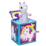 La Licornerie Unicorn Jack in the box