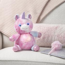 "La Licornerie 11"" Sweet Dreams Unicorn Plush with music and light"