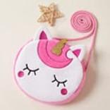 La Licornerie Unicorn Felt handbag